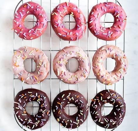 Perinteiset donitsit