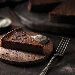 Oaxacalainen Boca Negra suklaakakku