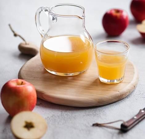 omenamehu blenderillä