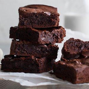 gluteenittomat bataatti-browniet