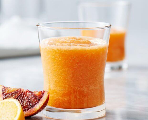 Porkkana-appelsiinimehu