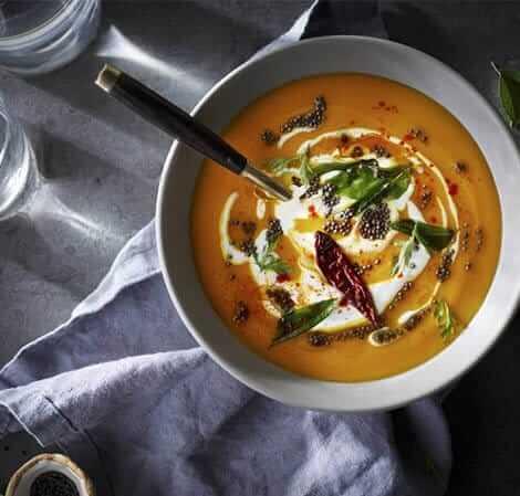 curry-porkkanakeitto