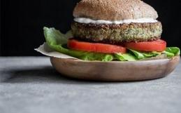 Kesäkurpitsaburgerit