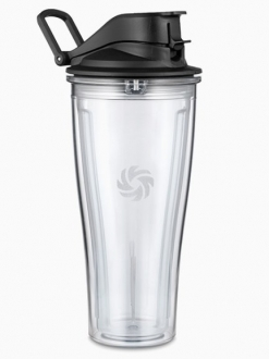 Flip top smoothiepullo 0,6 L