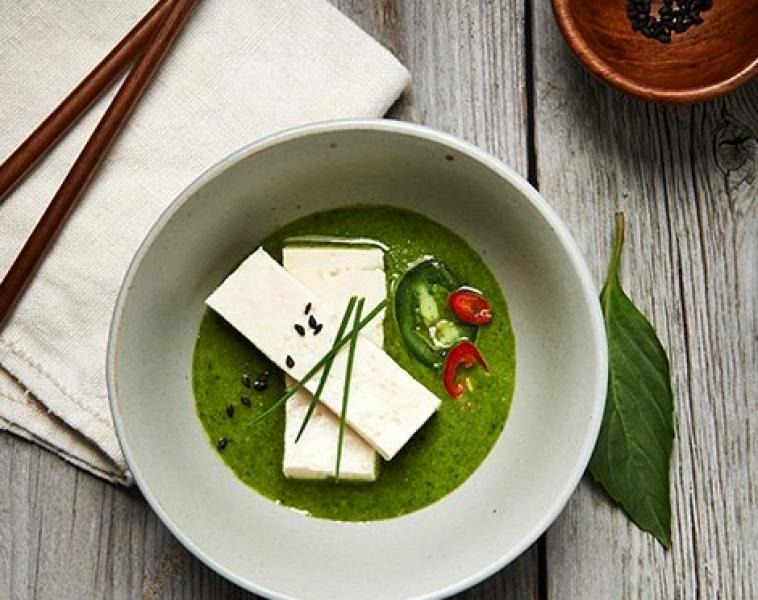 Asiatisk Pestosås