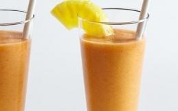 Fruktsalat-smoothie