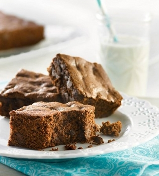 Glutenfria Brownies