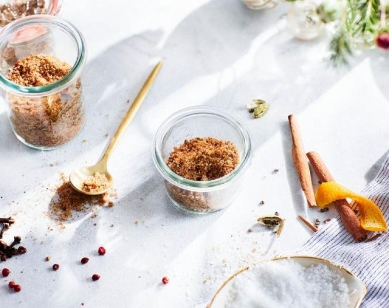 Winter Spice -mausteseos