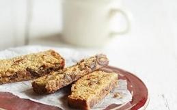 Gluteenittomat taateli-pähkinäpatukat