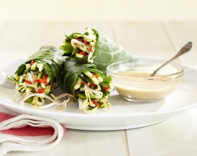 Thailändska vårrullar