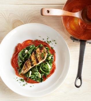 Tomatsås med sting